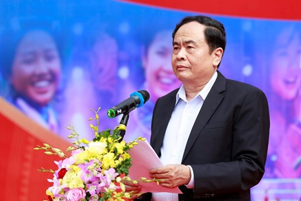 Chủ tịch Trần Thanh Mẫn gửi thư chúc mừng năm mới 2019
