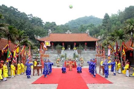 Chuẩn bị khai hội mùa Xuân Côn Sơn - Kiếp Bạc 2019
