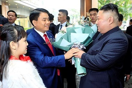 Truyền thông quốc tế ấn tượng với không khí chào đón Chủ tịch Triều Tiên Kim Jong-un