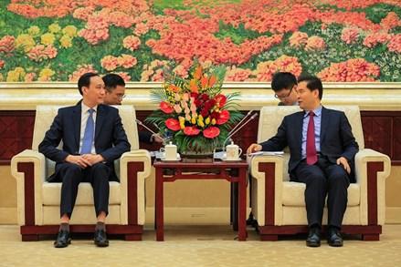 Tăng cường các hoạt động hợp tác giao lưu Việt Nam - Trung Quốc