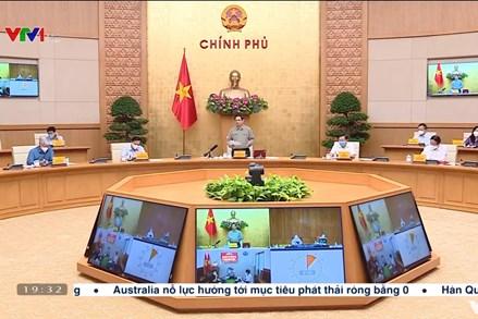 Thủ tướng Chính phủ chủ trì họp Ban Chỉ đạo Quốc gia phòng, chống dịch Covid-19