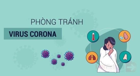 Phòng tránh Virus Corona