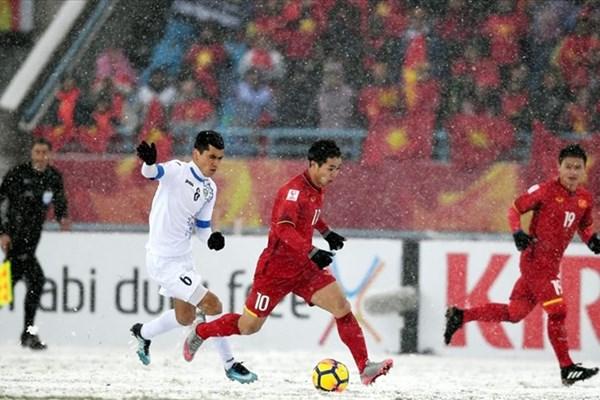 CĐV quốc tế: Tinh thần thi đấu của U23 Việt Nam quá tuyệt vời, làm tôi muốn khóc