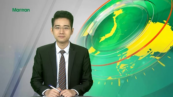 Bản tin Truyền hình Mặt trận số 49