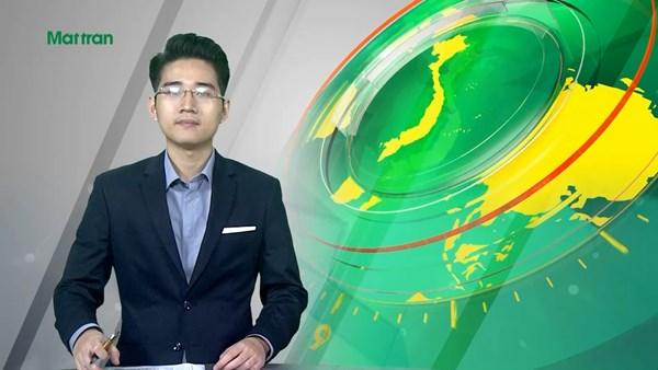 Bản tin Truyền hình Mặt trận số 66