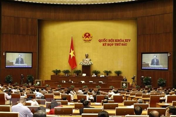 Hôm nay Quốc hội biểu quyết Nghị quyết về kế hoạch phát triển 2019