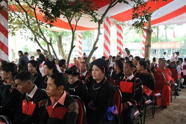 Công tác vận động nhân dân xây dựng khối đại đoàn kết toàn dân tại tỉnh Đắk Lắk