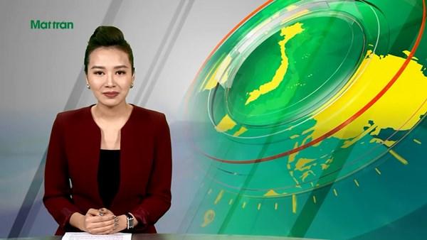 Bản tin Truyền hình Mặt trận số 80