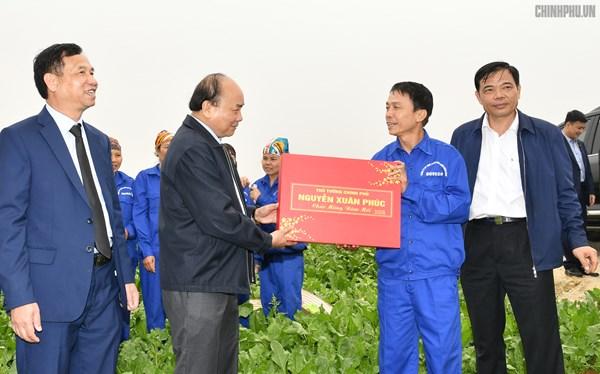 'Xông đất' ngành nông nghiệp, Thủ tướng kỳ vọng vào đòn bẩy chiến lược của Việt Nam
