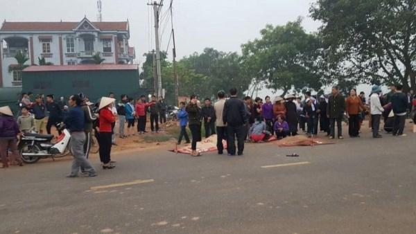 Phó Thủ tướng: Khẩn trương điều tra vụ TNGT thảm khốc tại Vĩnh Phúc