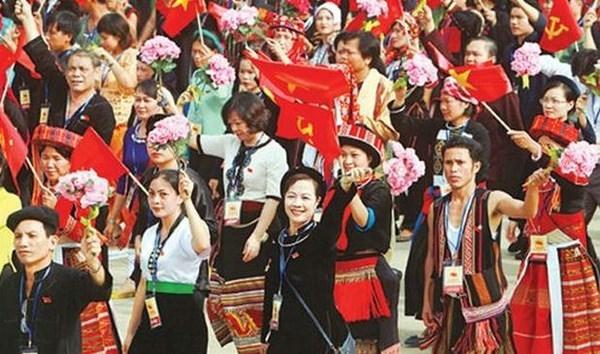 Mặt trận Tổ quốc Việt Nam - Nơi hội tụ sức mạnh đại đoàn kết toàn dân tộc