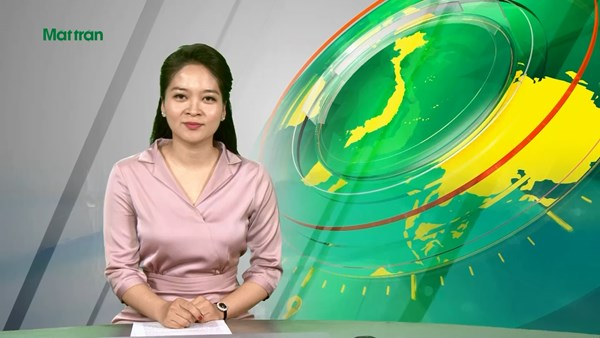Bản tin Truyền hình Mặt trận số 118