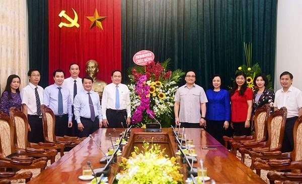 Hà Nội luôn xứng đáng là Thủ đô Anh hùng, Thành phố Vì hòa bình