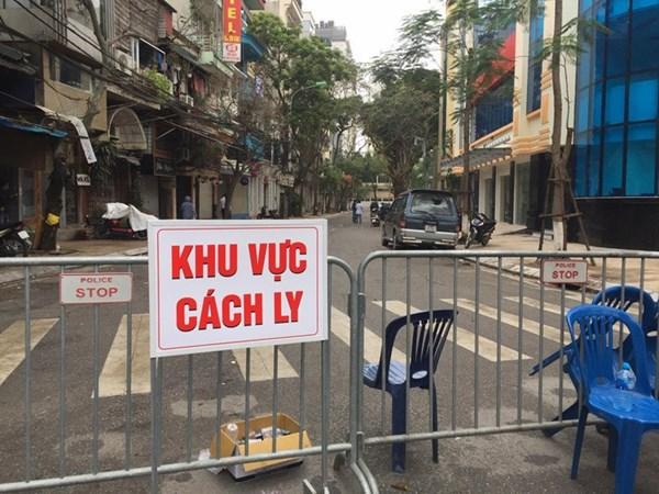 Hà Nội đề nghị công bố dịch Covid-19