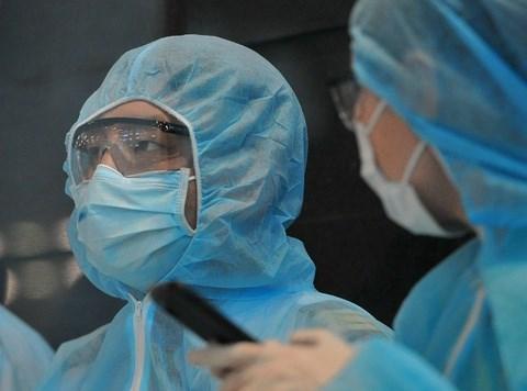 Bộ Y tế công bố ca 60 mắc Covid-19