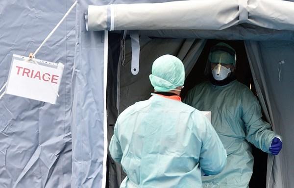 Phát hiện triệu chứng mới cực lạ ở bệnh nhân nhiễm Covid-19