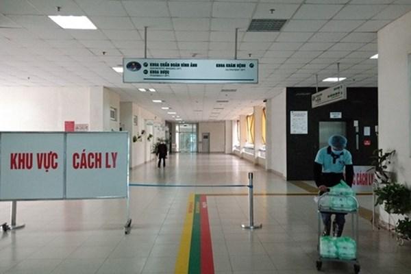 Chủ tịch Hà Nội: Ổ dịch tại Bệnh viện Bạch Mai đang là nơi nguy hiểm nhất
