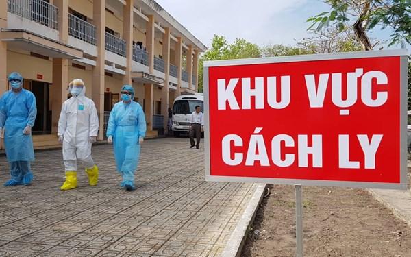Bộ Y tế công bố ca bệnh 268 nhiễm Covid-19 tại Hà Giang