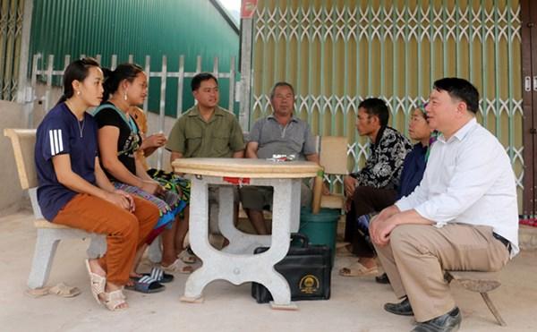 Mặt trận Tổ quốc huyện Nậm Pồ (Điện Biên): Phát huy vai trò giám sát và phản biện xã hội