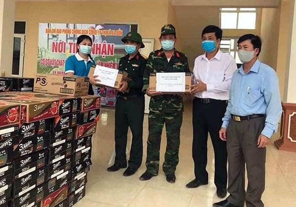 Quảng Bình: Huy động sức mạnh tổng hợp phòng, chống dịch bệnh Covid-19