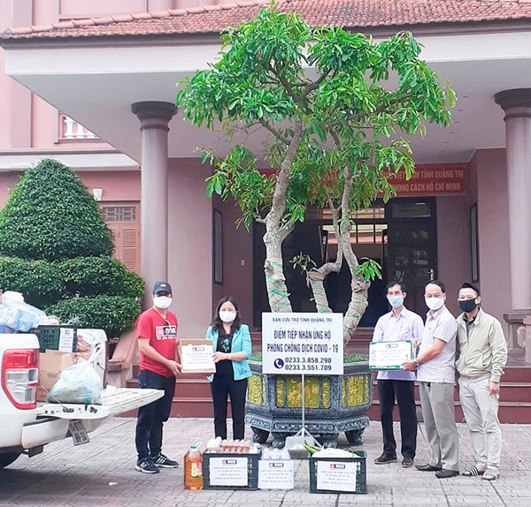 Mặt trận Tổ quốc tỉnh Quảng Trị với công tác tuyên truyền, vận động Nhân dân phòng, chống COVID-19