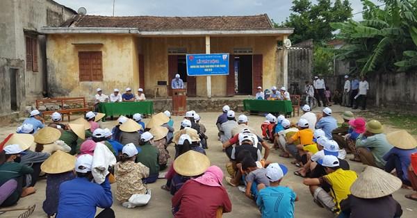 Quảng Bình: Phát huy vai trò các tôn giáo chung tay bảo vệ môi trường
