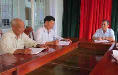 Vận động nhân dân đoàn kết xây dựng nông thôn mới