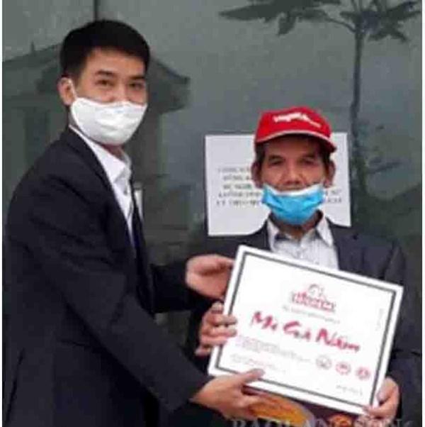 Mặt trận Tổ quốc thành phố Lạng Sơn: Chung tay giúp đỡ người dân gặp khó khăn bởi dịch bệnh
