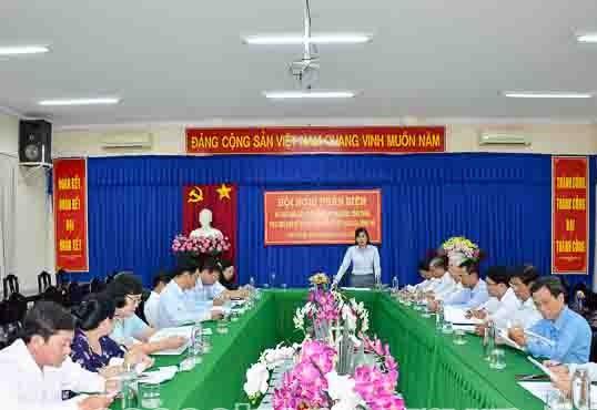 Ủy ban MTTQ Việt Nam tỉnh Sóc Trăng: Phát huy vai trò của MTTQ trong tham gia xây dựng Đảng, chính quyền và công tác giám sát, phản biện xã hội