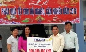 Kiên Giang: Quỹ Vì người nghèo và An sinh xã hội vận động gần 490 tỷ đồng