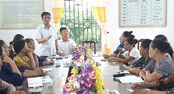 Trực Ninh nỗ lực thực hiện các mục tiêu công tác dân số - kế hoạch hóa gia đình