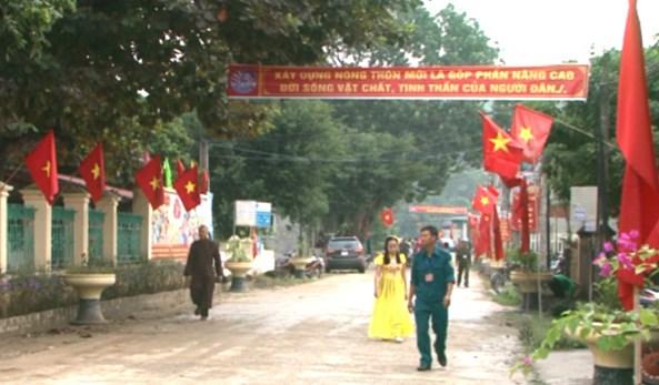 Huyện Vĩnh Lộc thực hiện tiêu chí môi trường gắn với xây dựng nông thôn mới