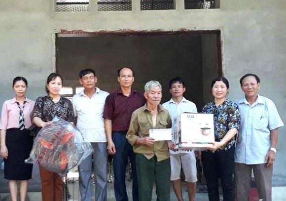Tân Yên (Bắc Giang): Những ngôi nhà ấm tình thương