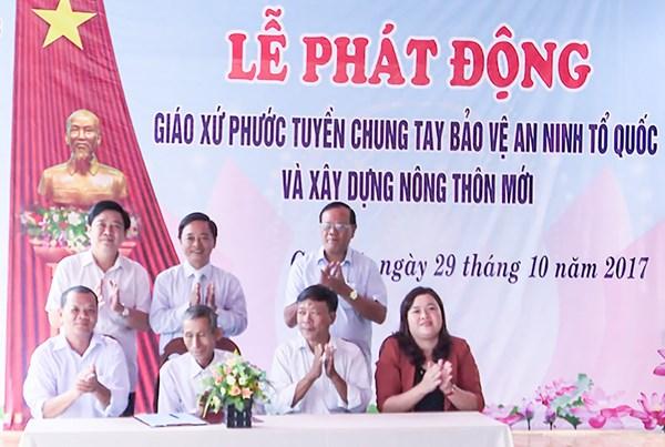 Phát huy các mô hình tự quản ở cộng đồng dân cư xã Cam Thành