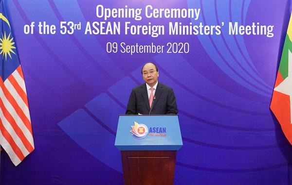 Thủ tướng Nguyễn Xuân Phúc: Gắn kết, chủ động và trách nhiệm đã trở thành một 'thương hiệu' của ASEAN