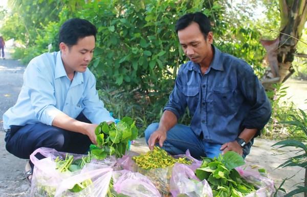 Mặt trận Tổ quốc phường Thới Hòa thực hiện tốt chính sách an sinh xã hội