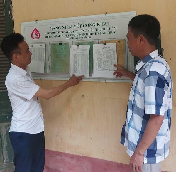 MTTQ huyện Lạc Thủy (Hòa Bình): Khẳng định vai trò trong giải quyết các vấn đề bức thiết ở địa phương