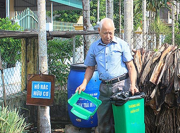 Nam Định: Phát huy vai trò của Mặt trận Tổ quốc trong xây dựng khu dân cư bảo vệ môi trường