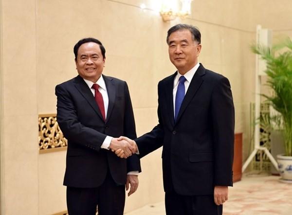 Điện mừng Quốc khánh nước Cộng hòa nhân dân Trung Hoa
