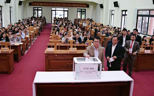 """Lâm Đồng: Ủy ban MTTQ huyện Đức Trọng phát động tháng cao điểm ủng hộ quỹ """"Vì người nghèo"""" năm 2020"""
