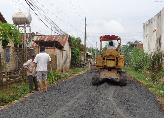 MTTQ huyên Châu Thành (Tây Ninh): Phát huy vai trò giám sát đầu tư của cộng đồng trong xây dựng nông thôn mới