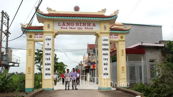 Nam Định: Phát huy vai trò của Ban Thanh tra nhân dân, Ban Giám sát đầu tư cộng đồng