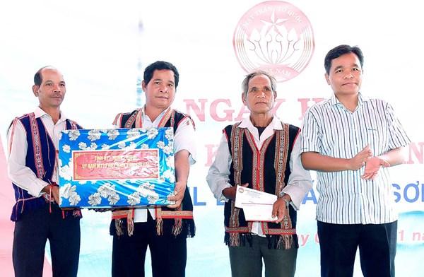 Ủy ban MTTQ Việt Nam tỉnh Gia Lai: 90 năm xây dựng khối đại đoàn kết toàn dân tộc