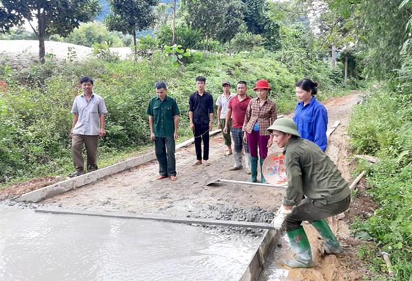 MTTQ tỉnh Tuyên Quang:Phát huy hiệu quả giám sát, phản biện từ cơ sở