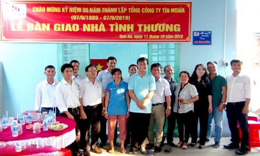 Long Thành (Đồng Nai): Huy động hơn 34 tỷ đồng vào Quỹ Vì người nghèo