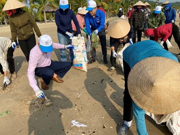 Quảng Ninh: Nâng cao nhận thức tầm quan trọng của việc chống rác thải nhựa