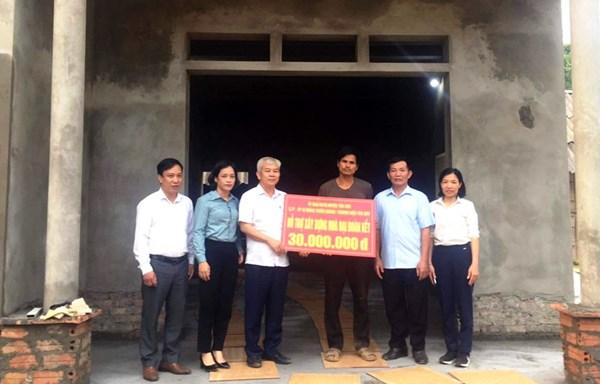 MTTQ tỉnh Tuyên Quang thực hiện hiệu quả các hoạt động an sinh xã hội