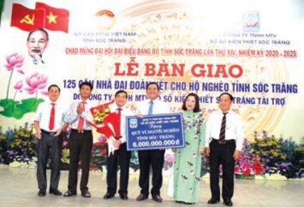 MTTQ Việt Nam tỉnh Sóc Trăng: Đồng hành xây dựng nông thôn mới