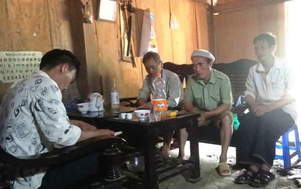 Già làng, trưởng bản ở Yên Bái tích cực tuyên truyền về bầu cử