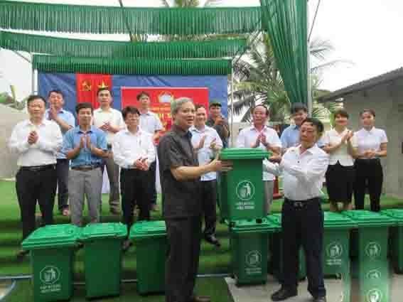 Nâng cao ý thức bảo vệ môi trường tại khu dân cư